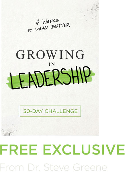 Growing in Leadership